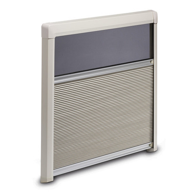 Cassette Blackout Blind, Dometic Blind DB3H 485x700 mm - pleated