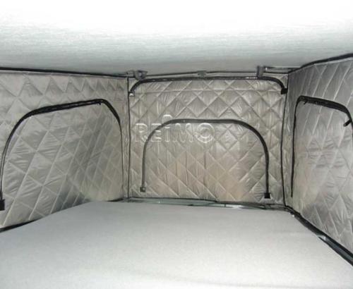 Thermomatten für Klappdächer, VW T5/6 Easyfit vorne hoch