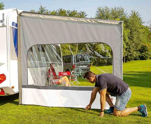 Side W - side part for awning Caravanstore XL