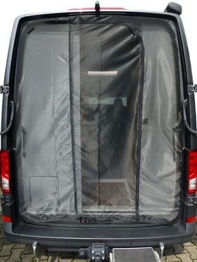 Muggengaas VW Crafter voor achterdeur VW Crafter