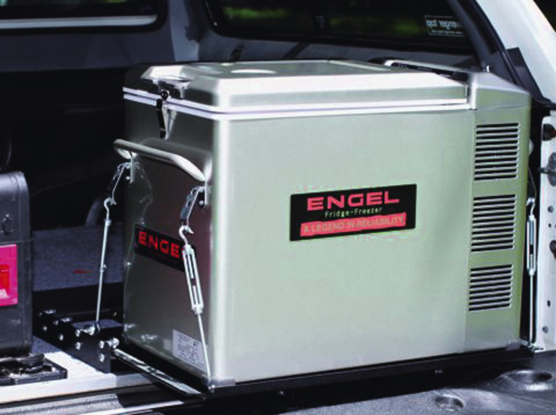 Engel cross pull-out for Engel coolers MT35F/MT45F