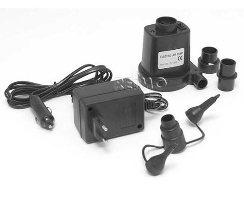 Pompe à air électrique 12 V avec transformateur 230 V