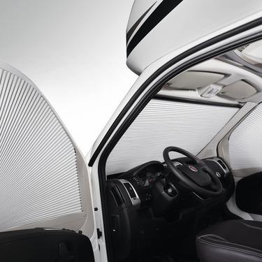 Fahrerhausverdunkelung FP 320 Fiat Ducato X250/X290 Front + Seiten