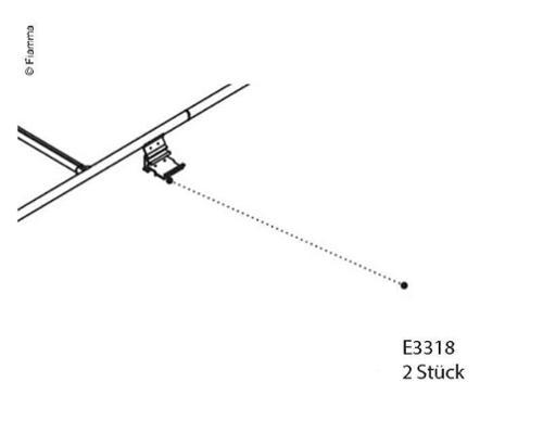 Kit Roof Rail Super Long