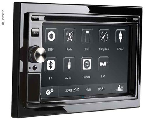 "Naviceiver Palm Beach mit 6,2"" Touchscreen-TFT-Display"
