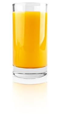 Gyümölcslé pohár 2 db 350ml, Tritan (BPA-mentes), H11cm Ø7cm
