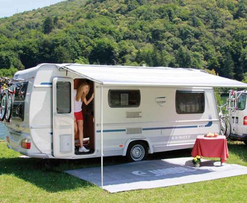 Ersatztuch Royal Grey für Caravanstore ZIP 360