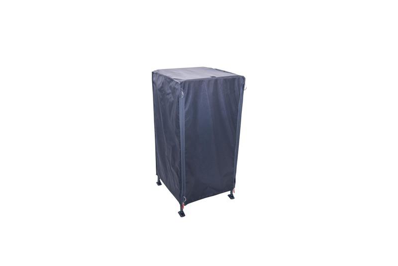 Faltschrank Kleiderschrank CRESPO für Heckgarage