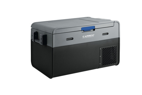 Carbest Kompressor-Kühlbox PowerCooler 35 - 35l, 12/24 Volt + 230 V Adapter