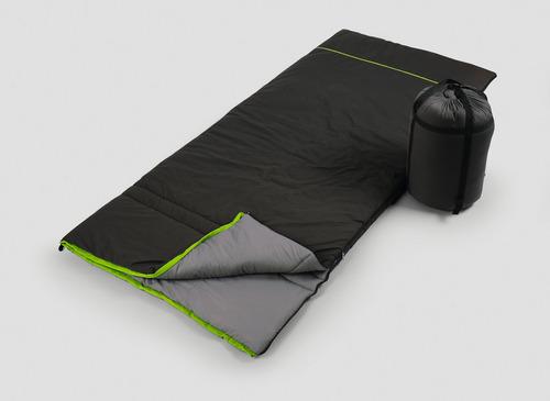 Sac de couchage au plafond JASPER 210x90cm, gris/chaux