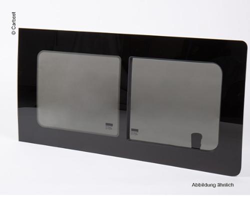 Schiebefenster für VW T4 vorne links - Bj. 1190-2004 - Echtglas