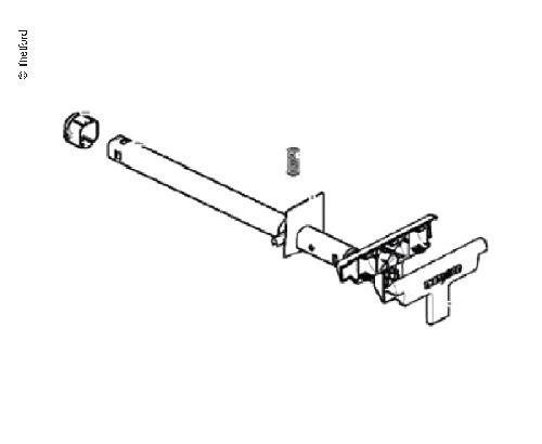 Teleskopgriff f.SC250/260