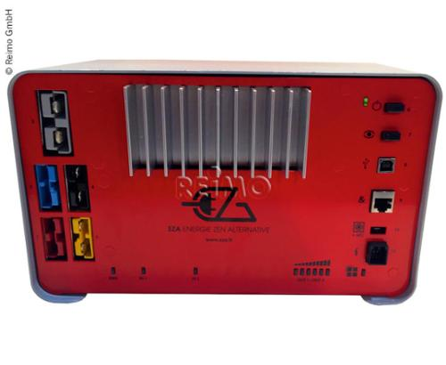 EZA LiFePo4 Batterie 12V 80Ah die Komplettlösung für Solar