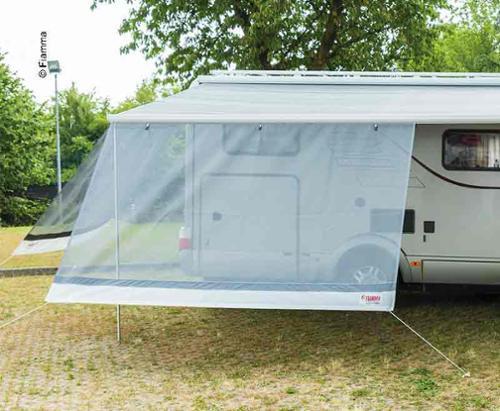 Aurinkosivun etuseinä F35-F65, F80s, Caravan Store / XL, 335cm