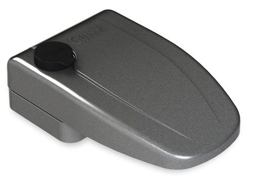 Dør sikkerhed uden Safe Door grå