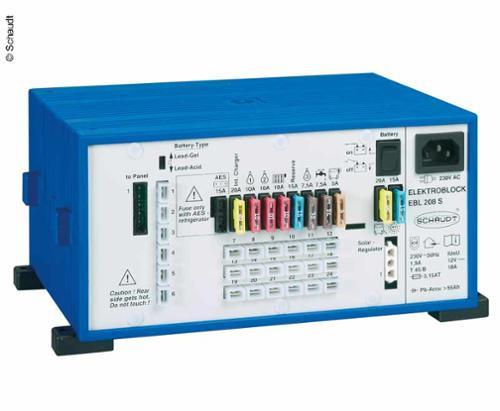 Energiezentrale 211+LT453 f.AGM-Batterien