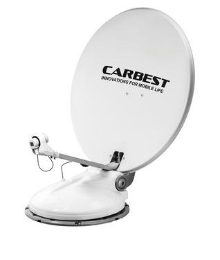 Carbest Travelsat 2 - Single Sat-Anlage mit Bluetooth (80 cm)