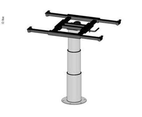 Mesa elevadora de una columna
