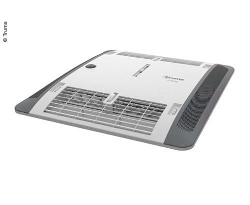 Aventa Compact luftfordeler lille, tele / basalt grå