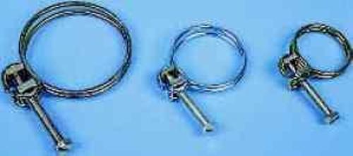 Collier de serrage pour tuyau spiralé 25mm 5