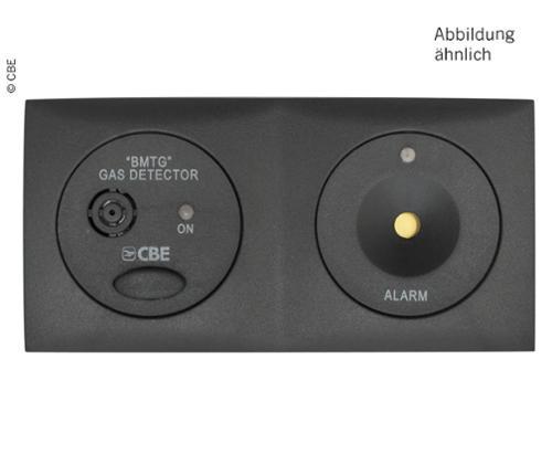 CBE gasdetektor BMTG brun, narkose / propangas 12V
