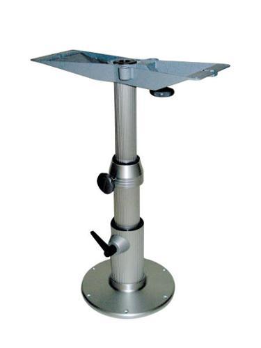 Aluminium table column Comfort
