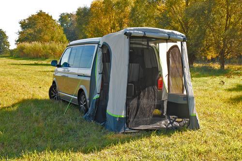 Heckzelt für VW T5/T6 - Upgrade Premium