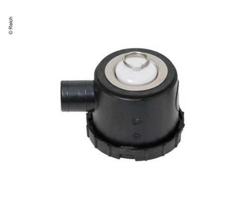 Siphon 39mm filtre en acier inoxydable