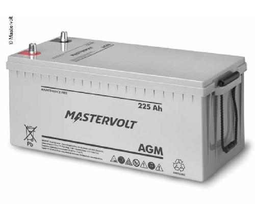 Mastervolt Batterie AGM 12/225 Ah
