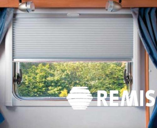 Remiflair combination roller blind IV, Remis roller blind