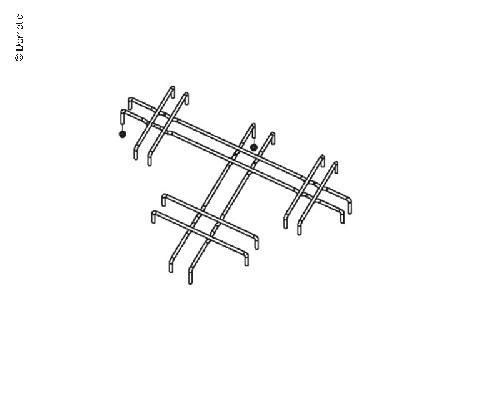 Kablo seti Oyster V Twin 10 m