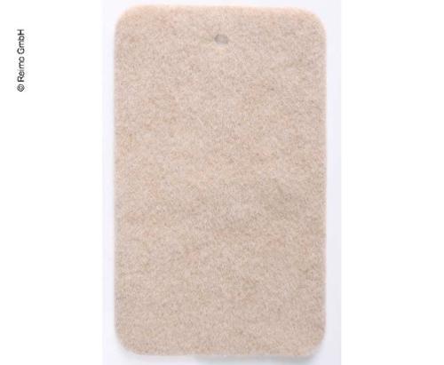 X-Trem Stretch-Carpet-Felt Beige 5x2m