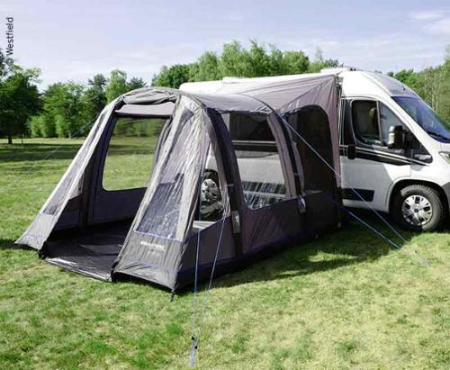 Auvent pour camping-car Hydra 300 haut, hauteur du véhicule 210-245cm