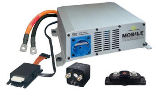 Wechselrichter Frostair 1700, Einbauset