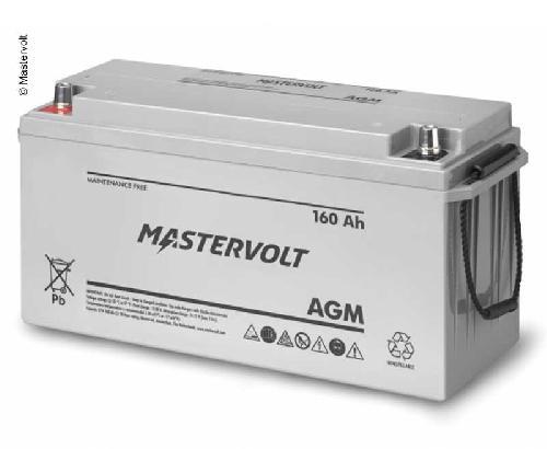 Mastervolt Batterie AGM 12/160 Ah