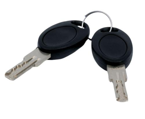 Key for HSC system for caravan or motorhome doors