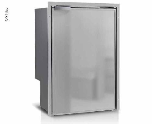 Vitrifrigo Kompressorkühlschrank 51 l + 3,6 l, Grau, 40 W