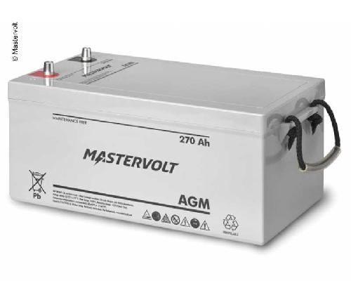 Batteria AGM 12/270 Ah