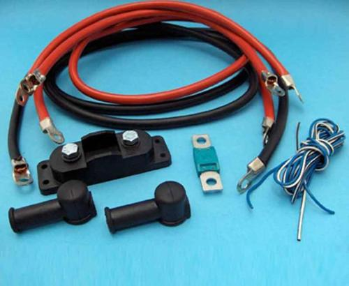 Ladeleitungsset 3 m für Wechselrichter-Set MT 1000-T end der Fa
