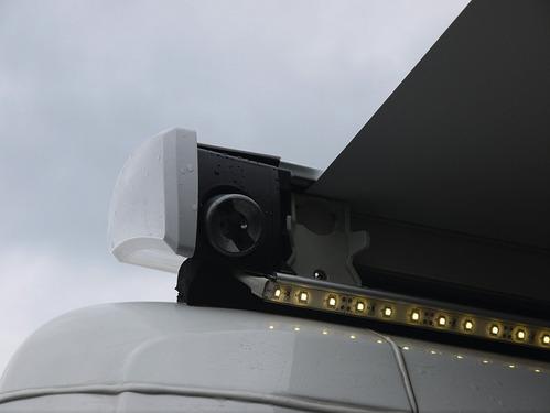LED-fikseerimiskomplekt f. Omnistori varikatus 6002/9200 6x1m