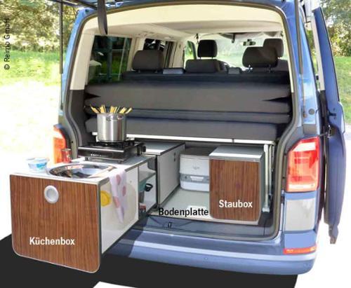 VWT5/6 KR+LR Küchenbox Active Fertigteil