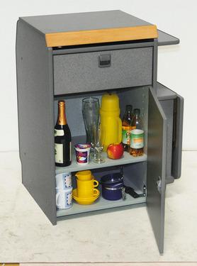 VW T4 Multivan kitchen unit compact with technology