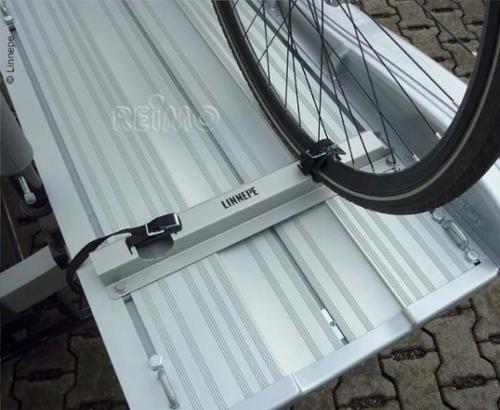 Porte-vélos Basic pour porte-bagages