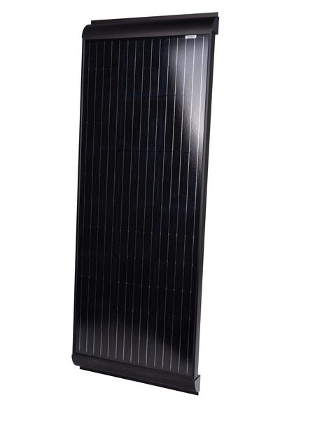 Conjunto solar completo 140W negro
