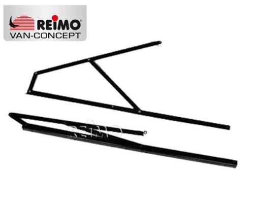 Mecanismo para techos elevadores Reimo - Instalación mecánica HD 90 grados