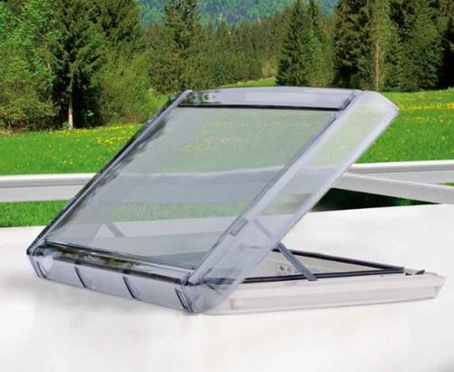 REMItop VarioII Rooflight 900x600 mm, without fan / lighting
