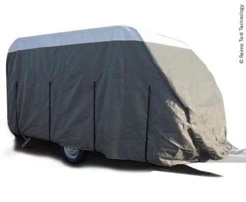 Husvagnsskydd PREMIUM, längd 580-640cm, för husvagnsbredd upp till 230 cm