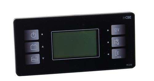PC210 Control Panel