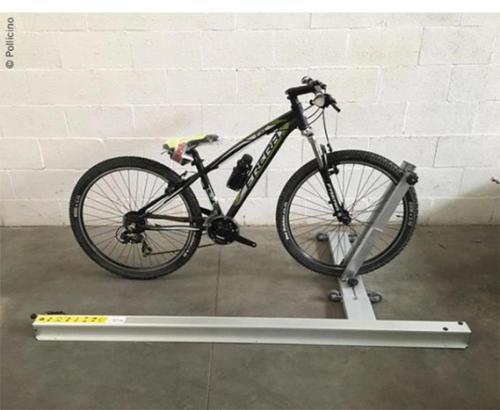 Pollicino lasthjälp för cyklar, e-cyklar, fettcyklar