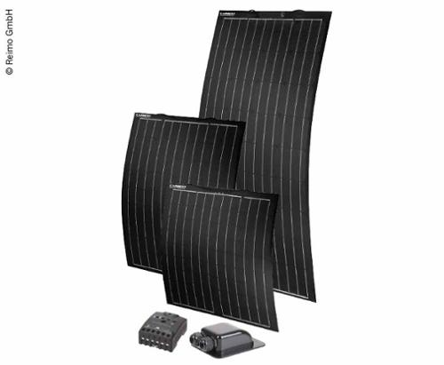 """Solar complete set with the Power Panels Flex """"ECO"""" from 80 to 150Watt"""